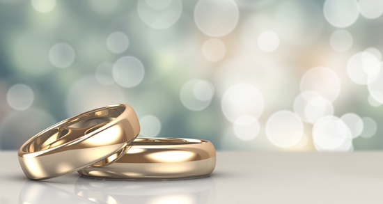 Ehe- oder Trauringe mit großer Bedeutung