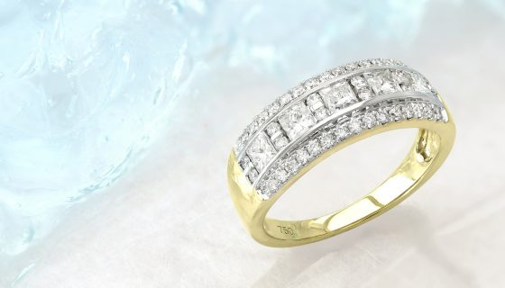 Schmuck und Diamanten