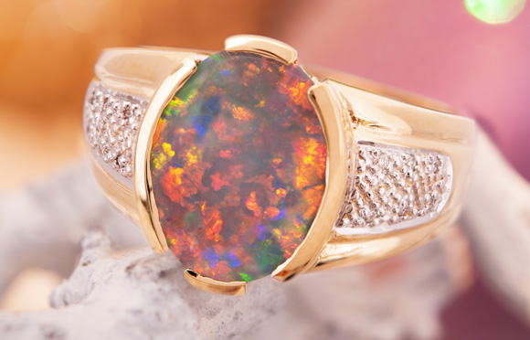 Ring finger kleinen bedeutung rechten am Welcher Ring