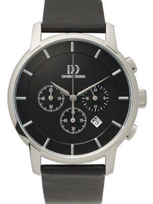Danish Design Armbanduhr Herren Chrono LB