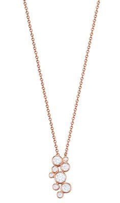 Esprit Halskette 925 Silber ES-SYMPHONY ROSE