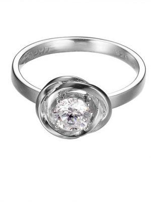 Esprit Ring 925 Silber Solotwist Zirkonia, 50 - 15,9