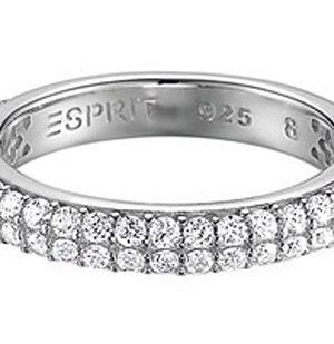 Esprit Ring 925 Silber elegance zirkonia, 53 - 16,9