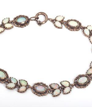 Goettgen Armband Opal 925