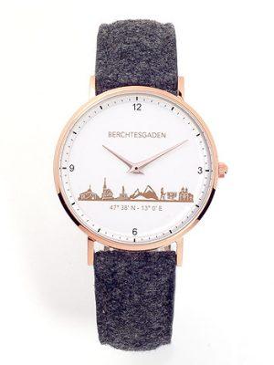 Goettgen Armbanduhr Berchtesgaden Damen Filzband