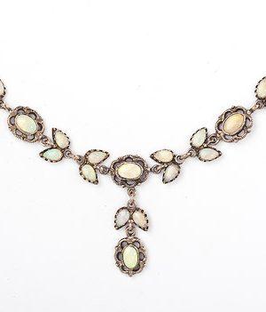 Goettgen Collier Opal 925