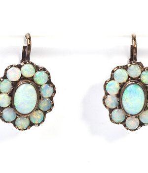 Goettgen Ohrringe Opal 925