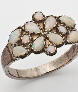 Goettgen Ring Opal 925