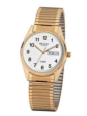 Regent Armbanduhr Herren 5 bar