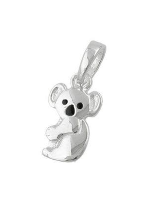 SIGO Anhänger, Koalabär, Silber 925