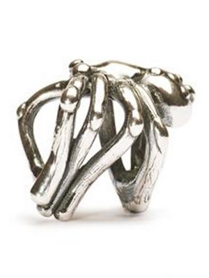 Trollbeads Bead 925 Silber Spinne