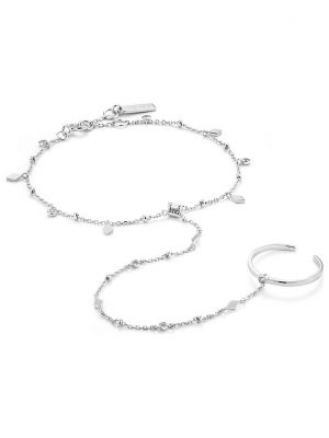 Ania Haie Armband Bohemia Hand Chain Bracelet B016-01H