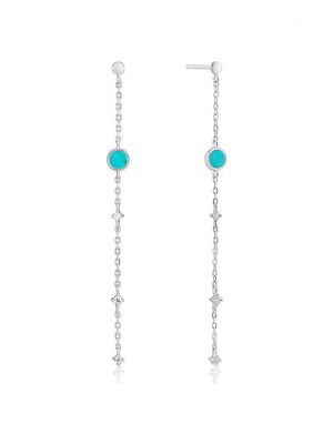 Ania Haie Armband Turquoise Drop Earrings E022-02H