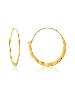 Ania Haie Creole Crush Hoop Earrings E017-07G