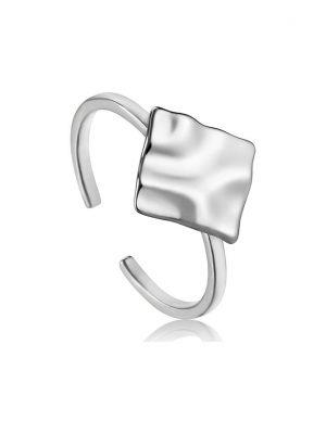 Ania Haie Damenring Crush Square Adjustable Ring R017-02H