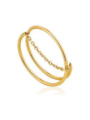 Ania Haie Damenring Modern Twist Chain Ring R002-06G
