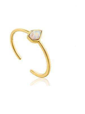 Ania Haie Damenring Opal Adjustable Ring R014-03G