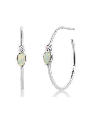 Ania Haie Damenring Opal Colour Raindrop Hoop E014-04H