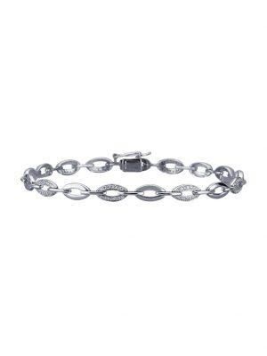 Armband Diemer Platin Silberfarben