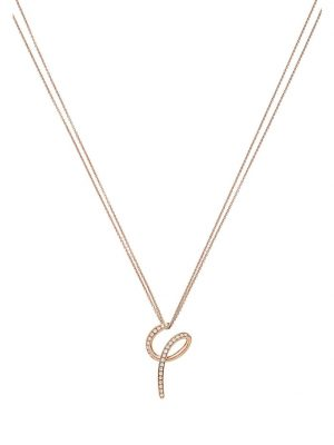 CHRIST Diamonds Damen-Kette 585er Rotgold 28 Diamant CHRIST Diamonds rosé