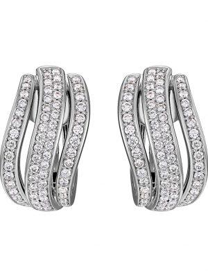 CHRIST Diamonds Damen-Ohrstecker 585er Weißgold 132 Diamant CHRIST Diamonds weißgold