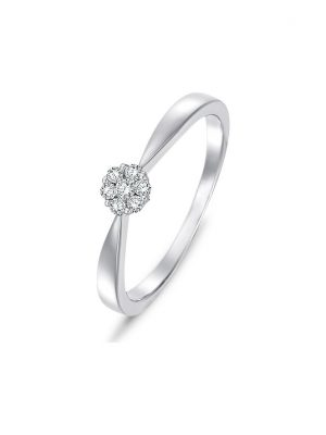 CHRIST Diamonds Damenring 85830562