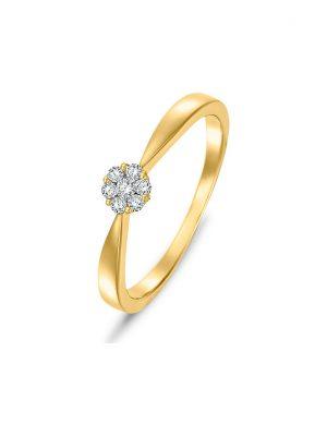 CHRIST Diamonds Damenring 86030918