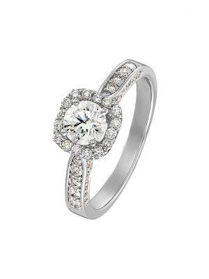 CHRIST Diamonds Damenring 87532275