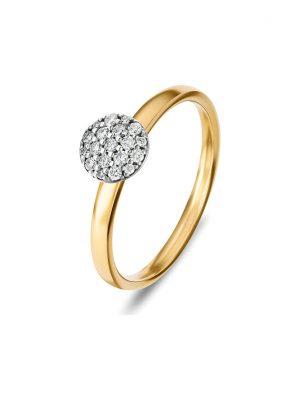 CHRIST Diamonds Damenring 87710963