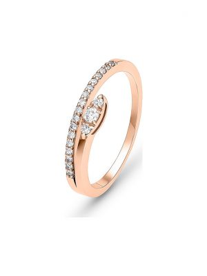 CHRIST Diamonds Damenring 87787311