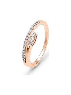 CHRIST Diamonds Damenring 87787362