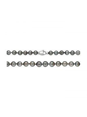 CHRIST Pearls Damen-Kette 925er Silber Tahiti CHRIST Pearls perlmutt