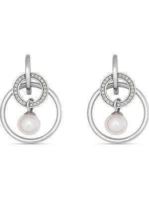 CHRIST Pearls Damen-Ohrhänger 925er Silber 2 Süßwasser CHRIST Pearls silber