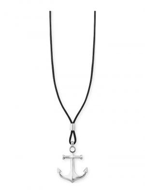 Caï Herren-Herrenkette 925er Silber CAI schwarz