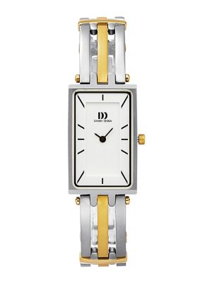 Damenuhr, Titan Danish Design Grau