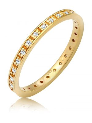 Diamore Ring Verlobungsring Diamant (0.33 ct.) 585 Gelbgold Diamore Gold
