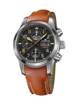 Fortis Chronograph Aeromaster Old Radium Chrono 656.10.28