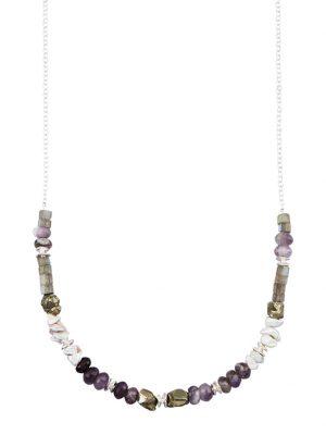 Halskette KLiNGEL Multicolor