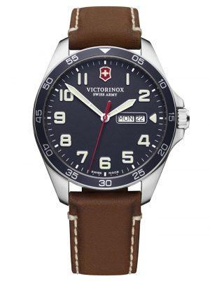 Herren-Armbanduhr Fieldforce Victorinox Blau