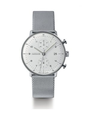 Junghans Chronograph Max Bill Chronoscope 027400348