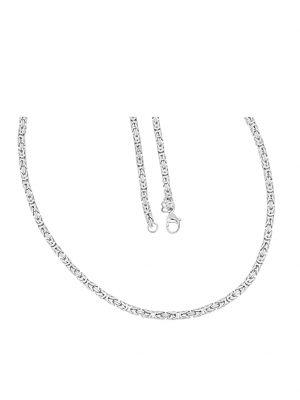 Königskette in Silber 925 Diemer Silber Silberfarben