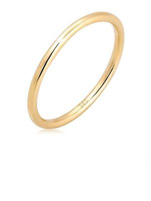 Ring Bandring Ehering Trauring Hochzeit 585Er Gelbgold Elli Premium Gold