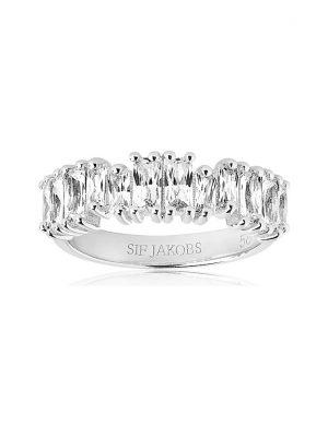 Sif Jakobs Jewellery Damenring Antella Piccolo SJ-R1077-CZ-54