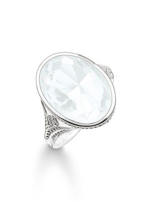 Thomas Sabo TR2040-690-14 Ring Purity of Lotos Silber Gr. 54