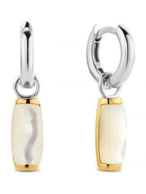 Ti Sento - Milano Damen-Ohrhänger 925er Silber Ti Sento Milano silber