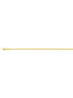 1001 Diamonds Damen Goldschmuck 333 Gold Bingo Halskette 50 cm 1001 Diamonds gold