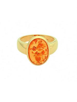 1001 Diamonds Damen Goldschmuck 585 Gold Ring mit Aquamarin 1001 Diamonds blau