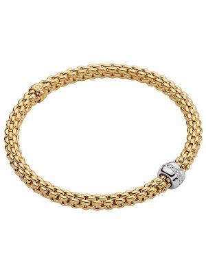 Fope Armband 634B BBRM Y W