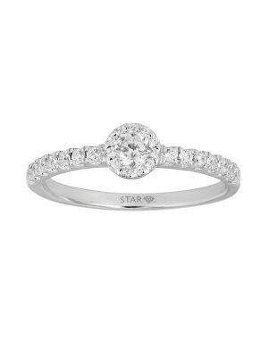 Stardiamant Ring - 50