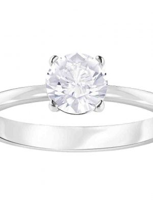 Swarovski Ring - Attract Round - 5402428